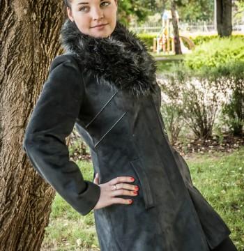 Kabát Zorica useň