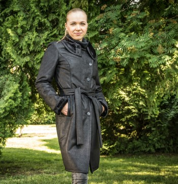 Kabát Serena 15