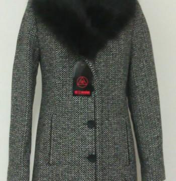 Kabát Alena flauš