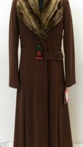 Kabát Zoe dlhý