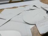 Výroba strihov