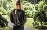 Šaty Nela - farba čierna
